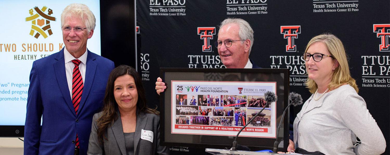 Paso del Norte Health Foundation Announces Leadership Gift to TTUHSC El Paso Hunt School of Dental Medicine