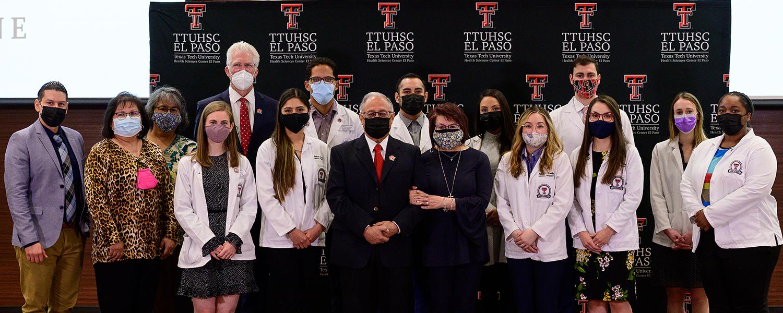 Dionicio Alvarez, M.D., and Wife Alice Alvarez Announce $250,000 Gift to Foster School of Medicine
