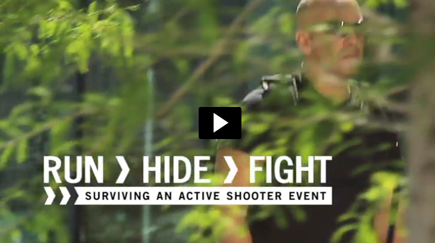 Link to Active Shooter Training Video