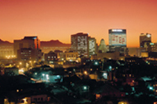 Downtown City of El Paso